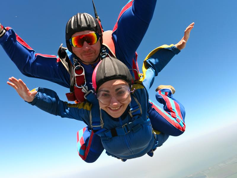 SBH Scotland are on the hunt for skydive heroes