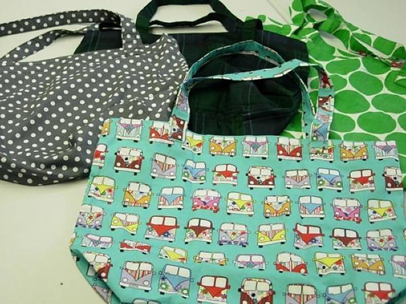 Kids Sewing Class - Tote Bag