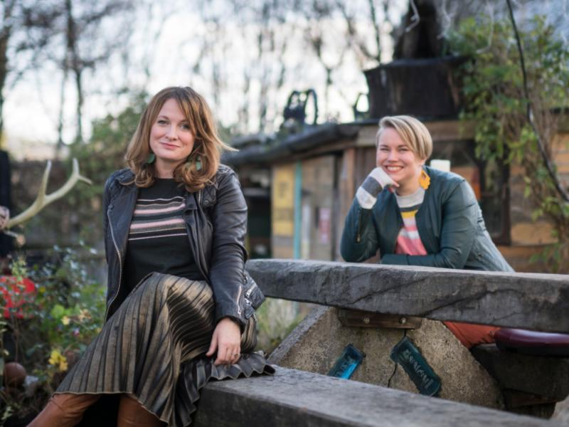 Kirstin Innes and Outi Smith: Songs for a Scabby Queen