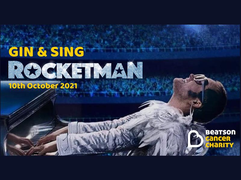Gin & Sing with Rocketman
