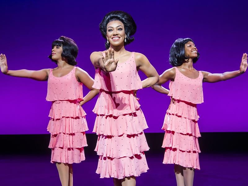 Five star production of Motown The Musical prepares for three week run in Glasgow