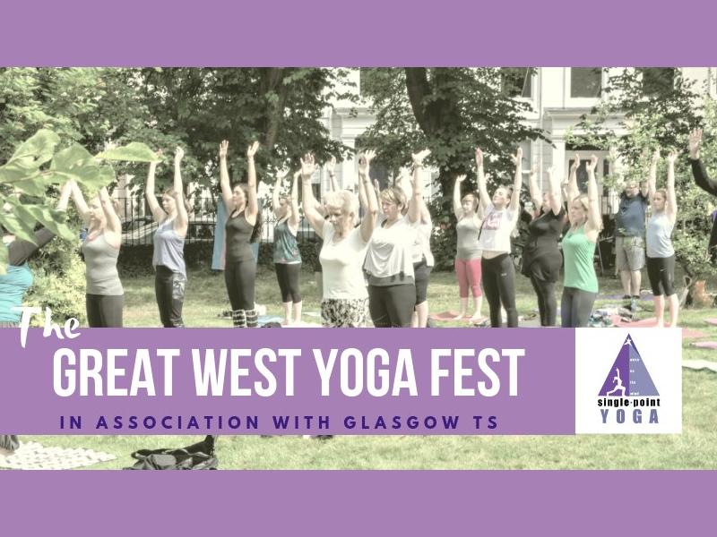 Great West Yoga Fest