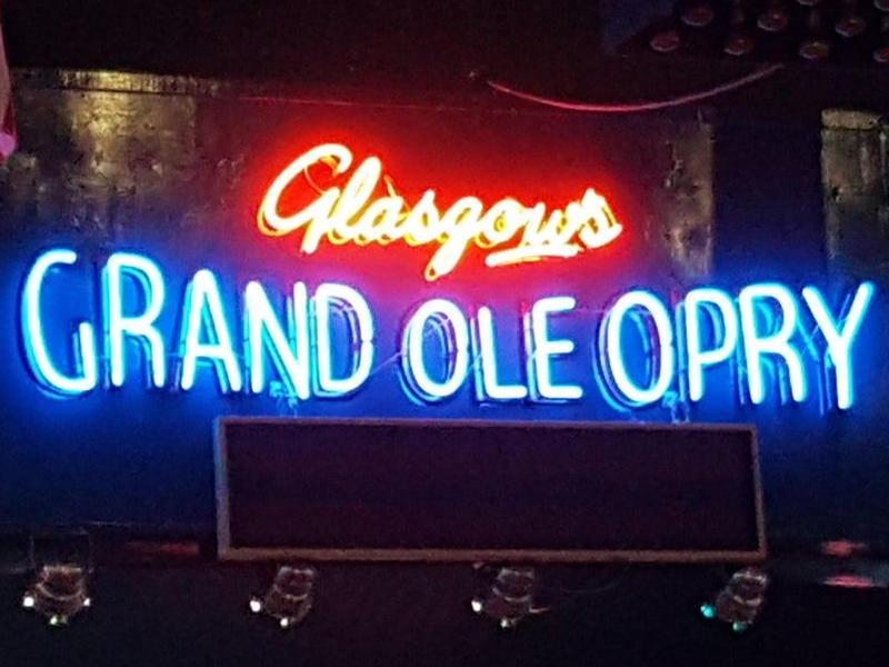 Glasgows Grand Ole Opry