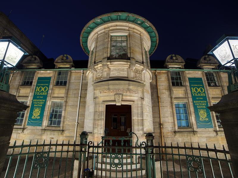 Renfrew Victory Baths Centenary Exhibition