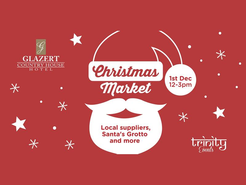 Glazert Country House Hotel Christmas Market
