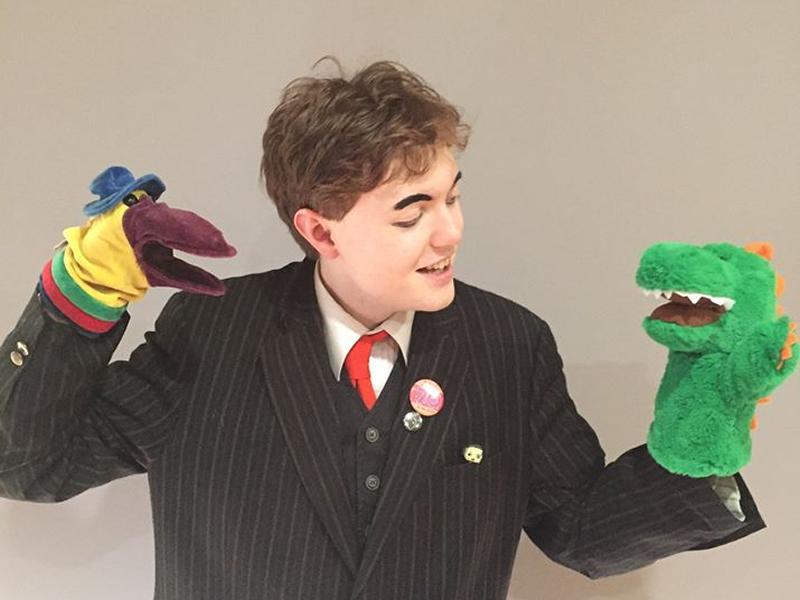 Gabriel Featherstone: Toy Boy