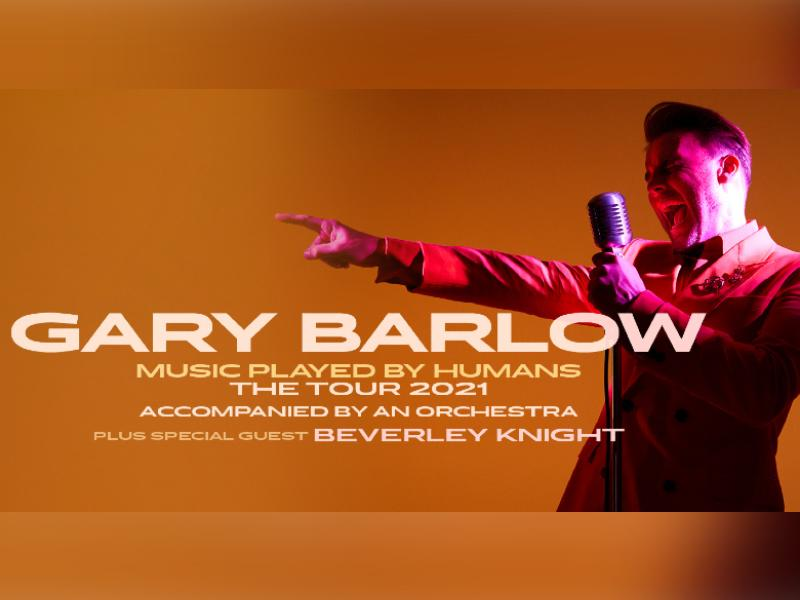 Gary Barlow: Music Played By Humans - The Tour