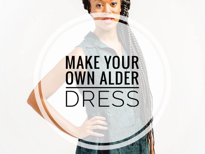 Make Your Own Alder Shirtdress With Sew Confident LIVE!