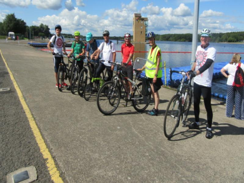 Guided Cycle Ride from Strathclyde Park to Chatelherault Country Park and back