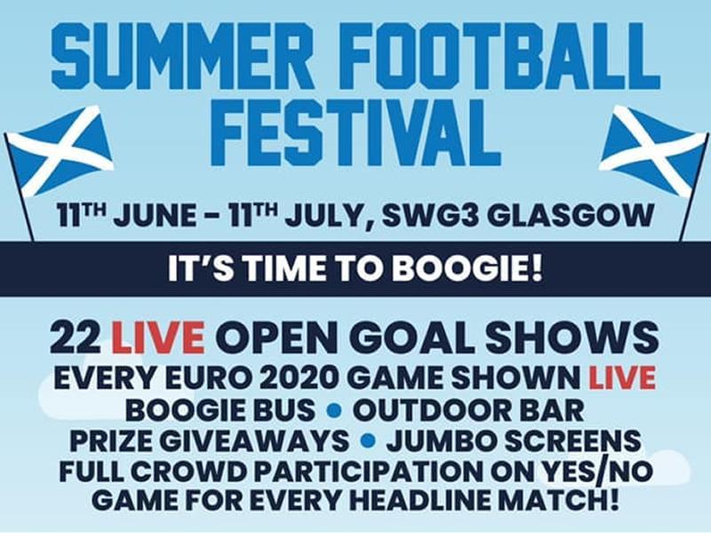 Open Goal Summer Football Festival
