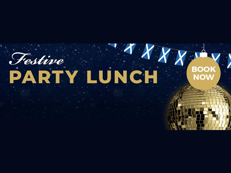 Festive Disco Lunches