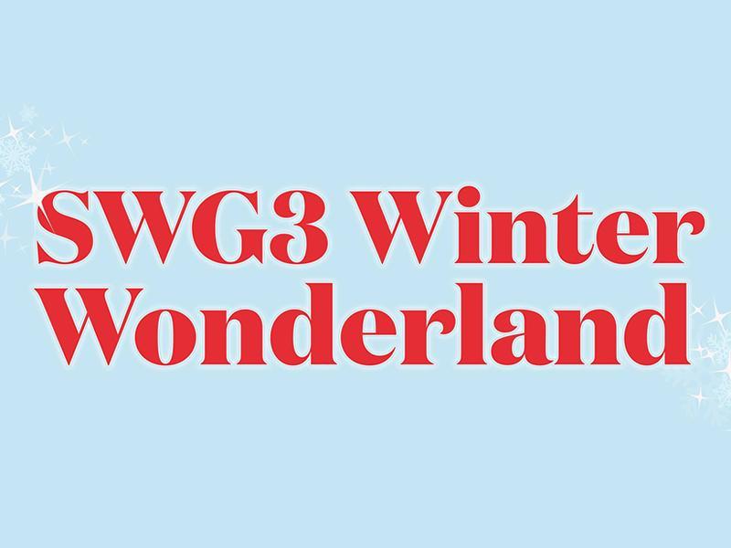 SWG3 Winter Wonderland