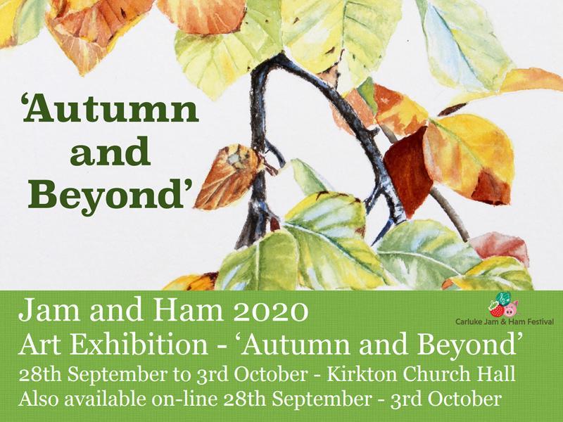 Jam & Ham 2020 Art Exhibition: Autumn and Beyond