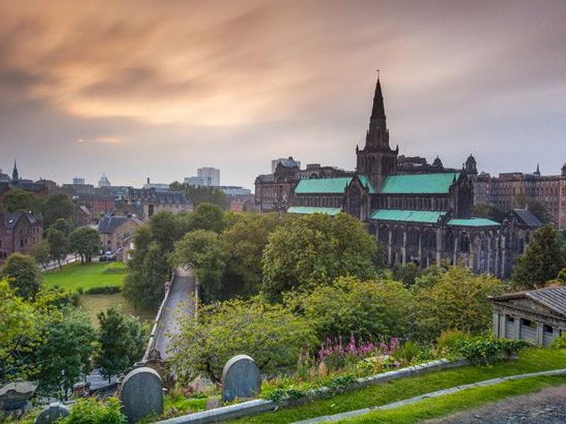 Glasgow Cathedral Festival: Graveyard Tour