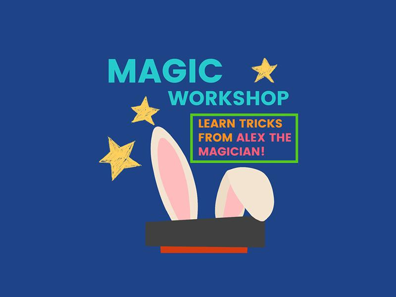 Could It Be Magic Workshop