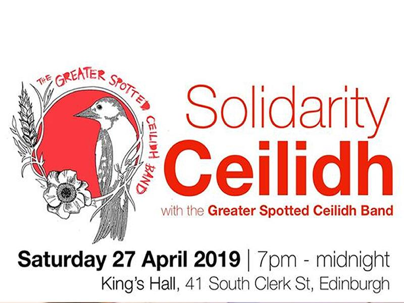 Solidarity Ceilidh