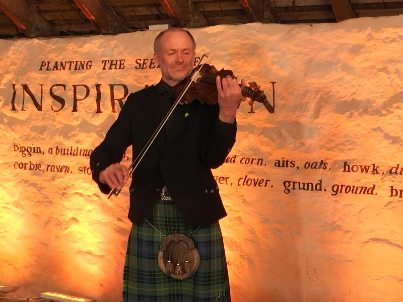 Thousands tuned in for National Trust for Scotland Burns Big Night In