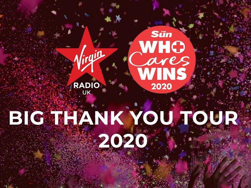 The Big Thank You Tour