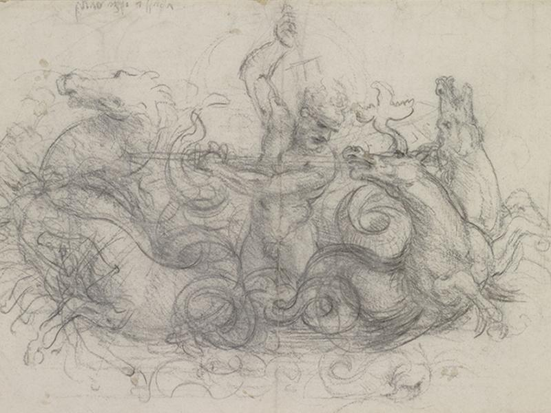 Leonardo: Drawing, life and art with Martin Clayton