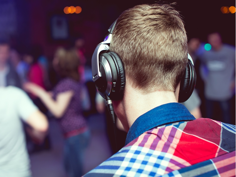 Silent Disco Sundays