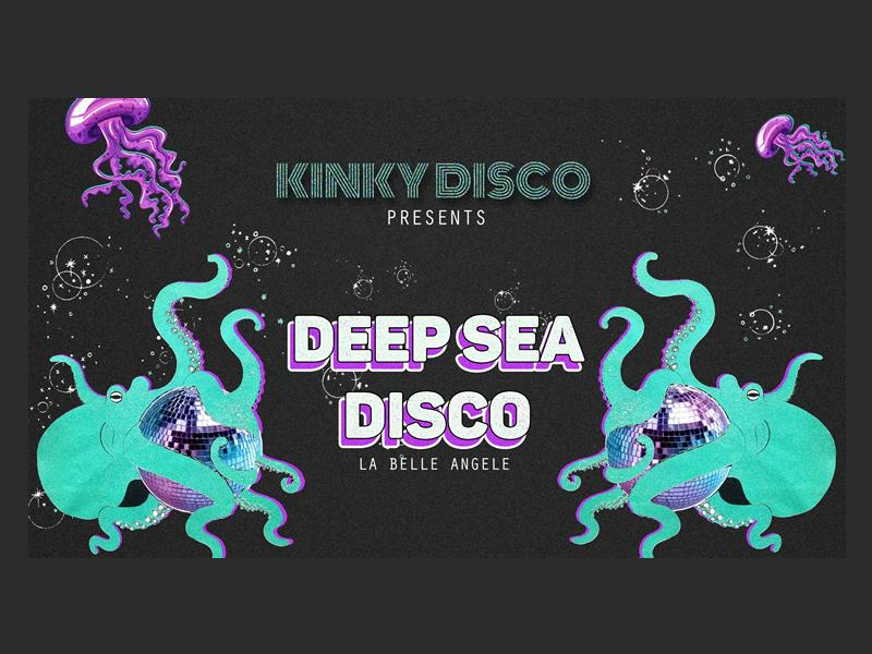 Kinky Presents: Deep Sea Disco