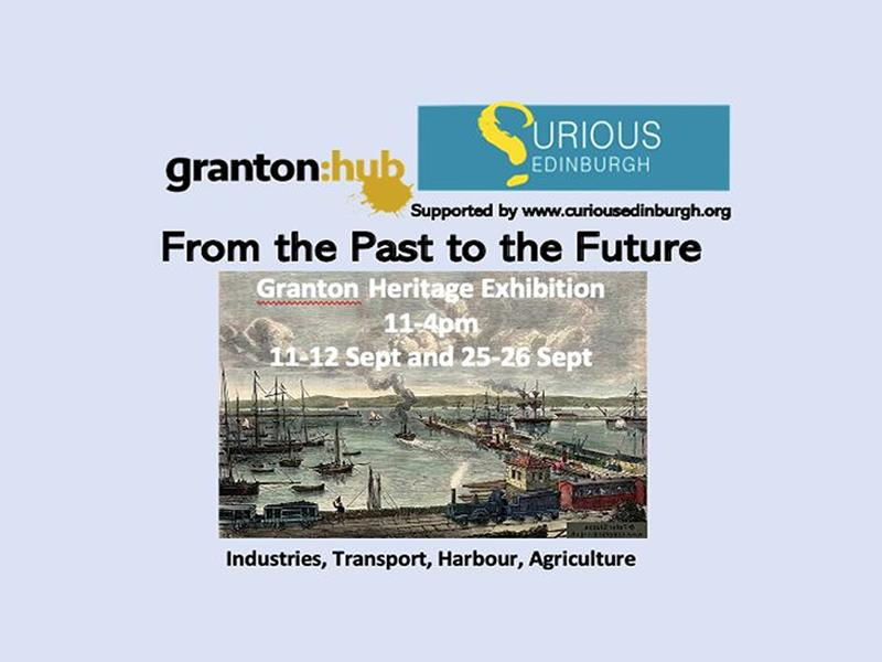 From the Past to the Future - Granton's Heritage and Art Exhibition