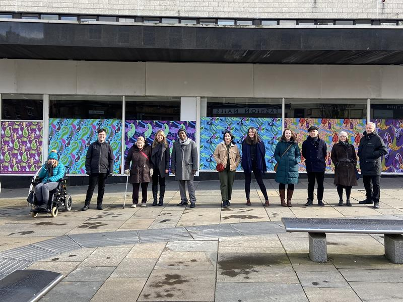 Architecture of Paisley to feature in a new national exhibition