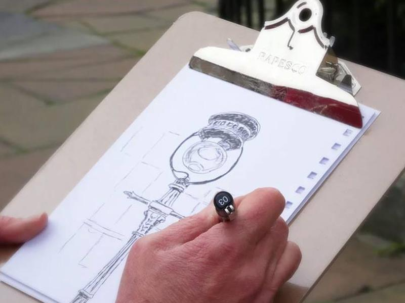 Speed-sketching Workshop