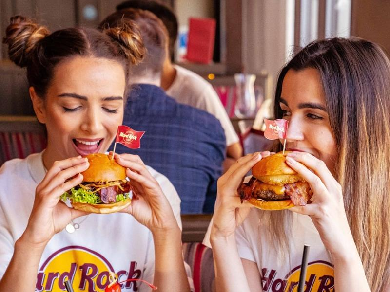 Join Hard Rock Cafe Edinburgh and Glasgow as they reopen their doors this November