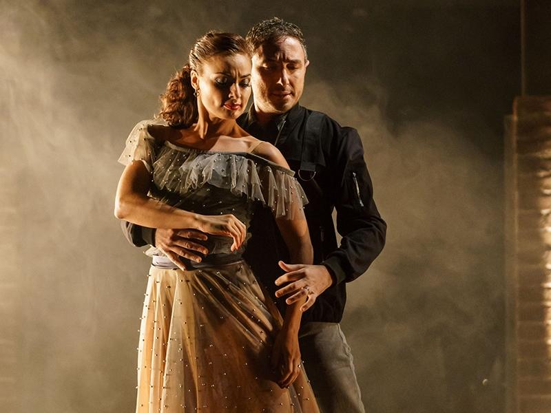 Vincent Simone & Flavia Cacace bring Tango Moderno to Edinburgh Playhouse