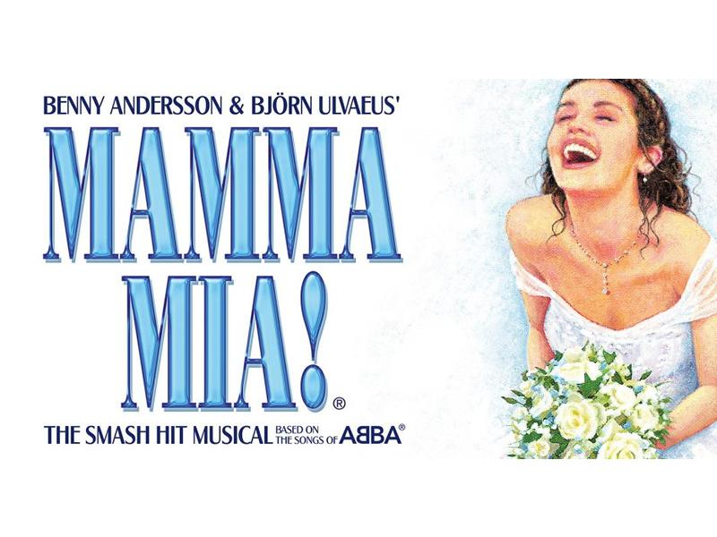 MAMMA MIA! - RESCHEDULED DATE