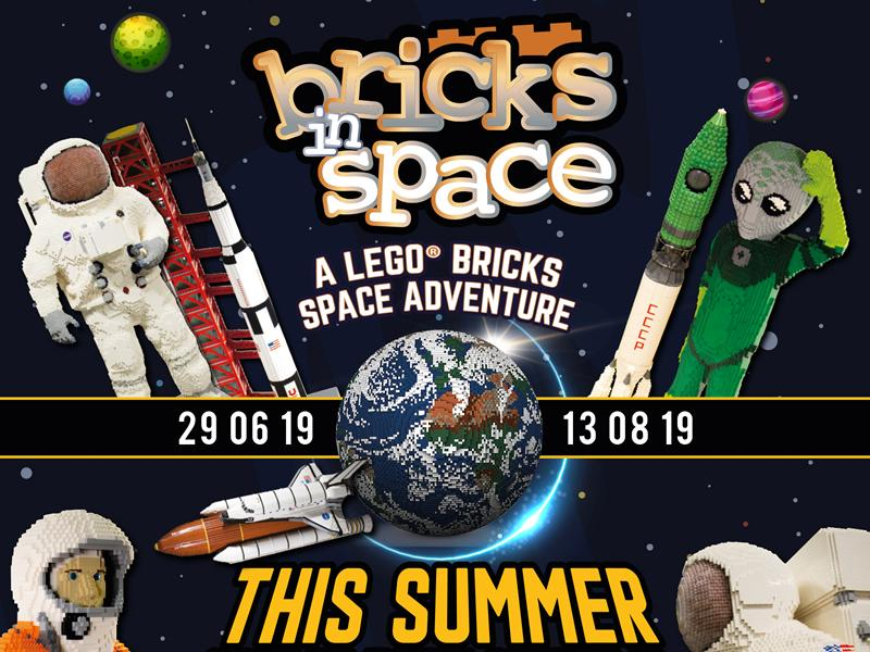Bricks in Space