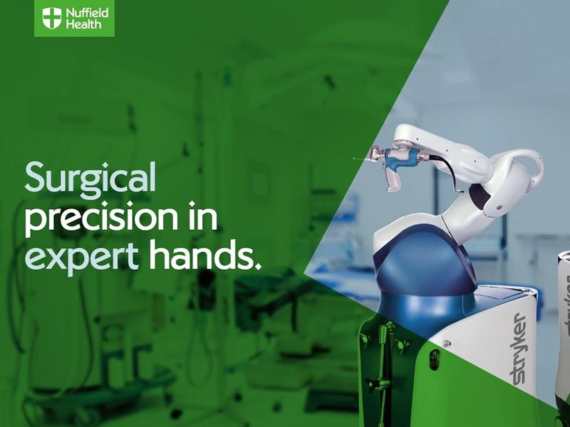 Hip and Knee Pain With Robotic-arm Assisted Surgery
