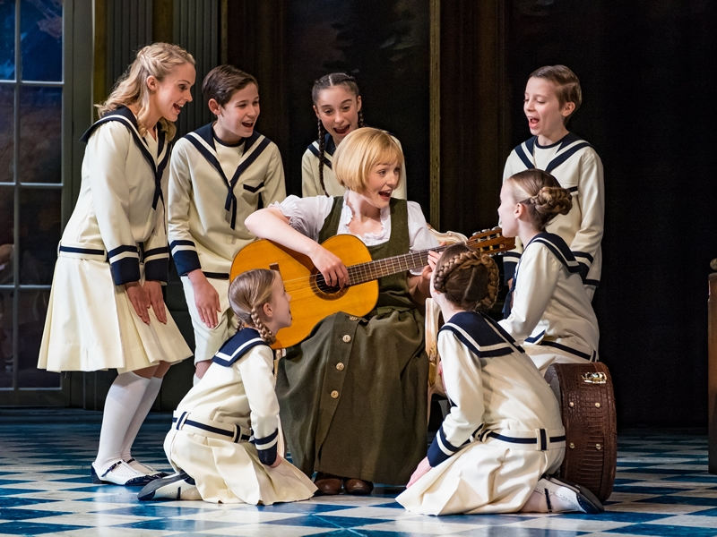 Casting confirmed for The Sound of Music