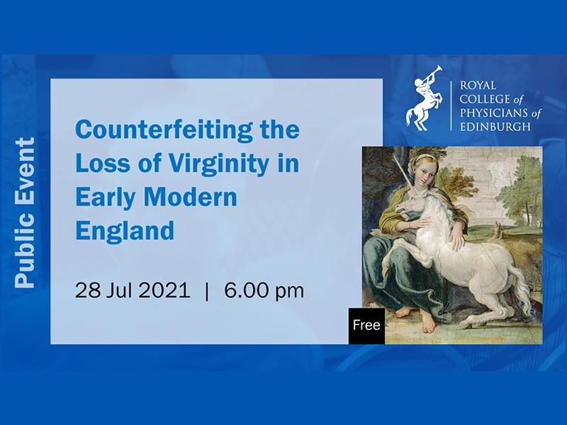 Counterfeiting the Loss of Virginity in Early Modern England