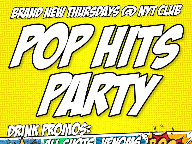 Pop Hits Party