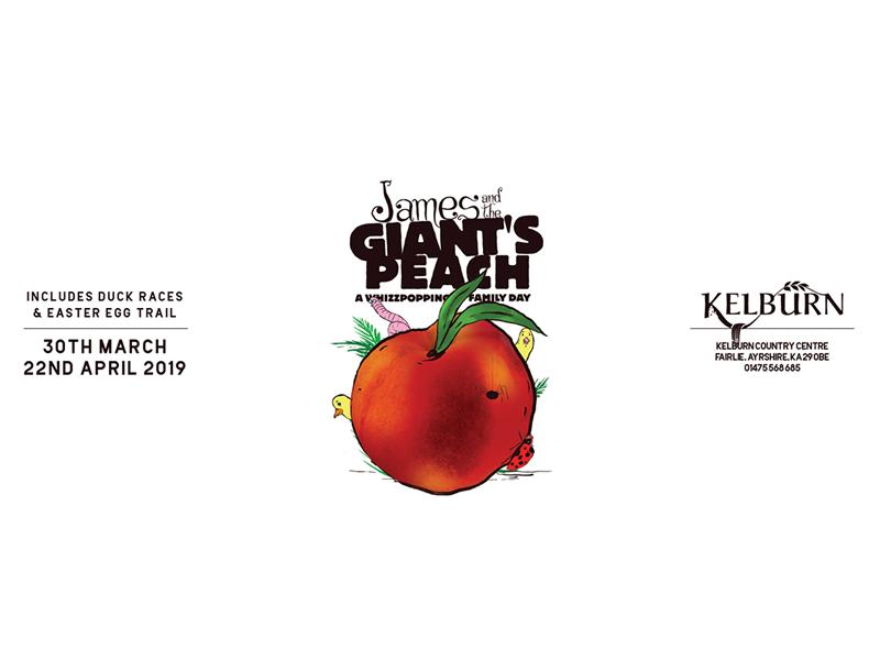 James and the Giant's Peach