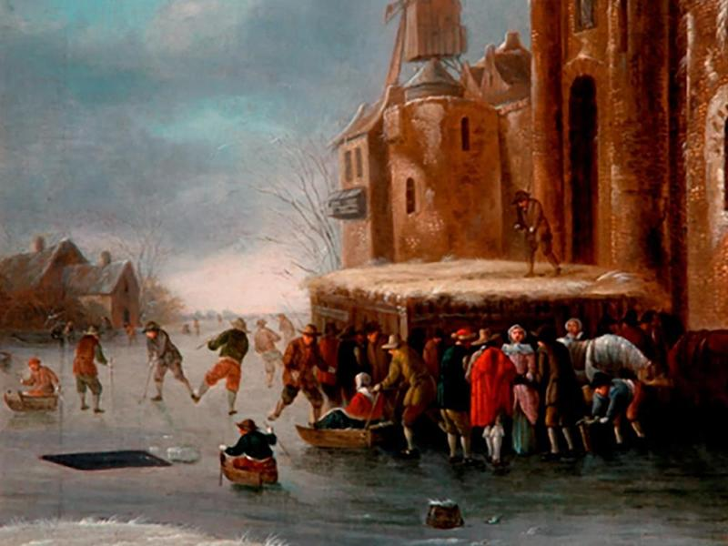 Going Dutch: The Painting Collection at Hill of Tarvit