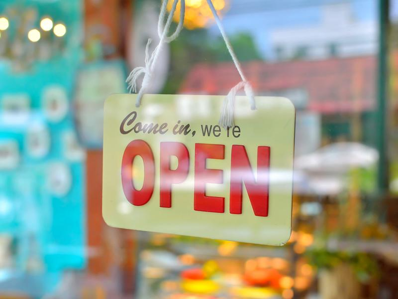 Visitors and shoppers encouraged to safely support local businesses