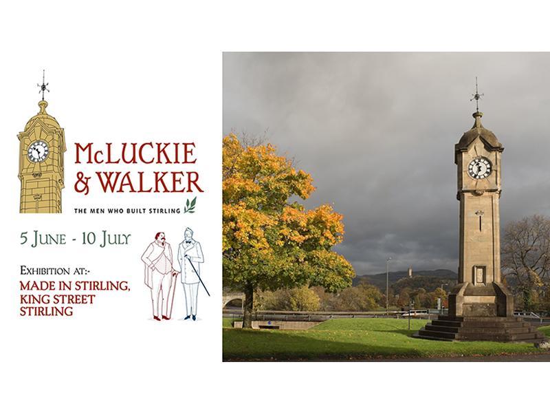 McLuckie & Walker: The Men Who Built Stirling