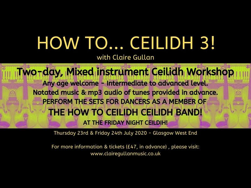 How To... Ceilidh!