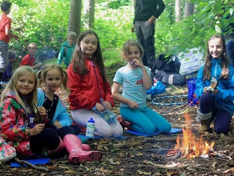 Summer Holiday Activity: Bushcraft - CANCELLED