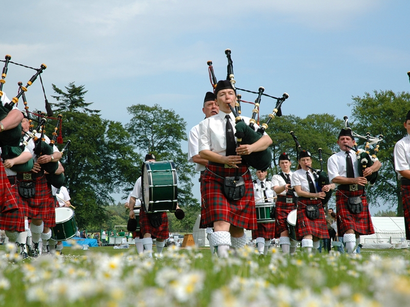 Bearsden & Milngavie Highland Games