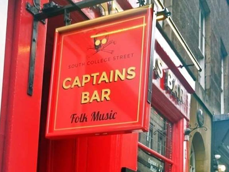 Captains Bar
