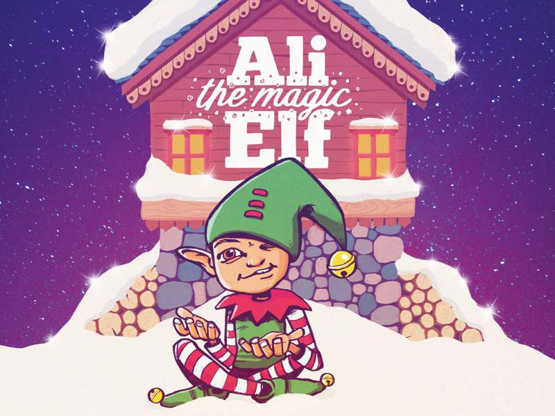 Ali the Magic Elf
