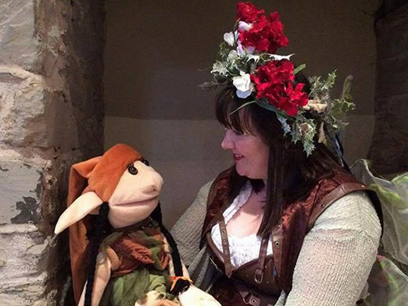 Tiny Tales: Magical Morning with Susi Briggs
