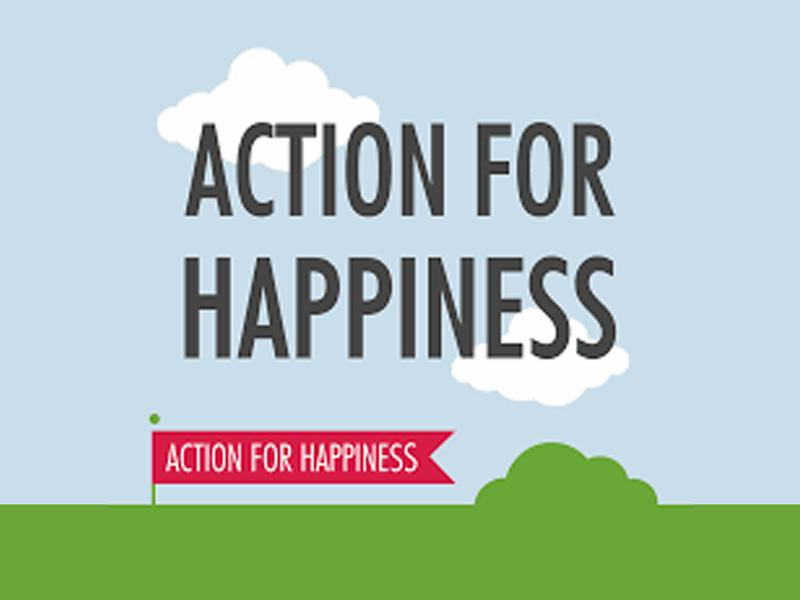 East Renfrewshire Carers Centre - Action For Happiness