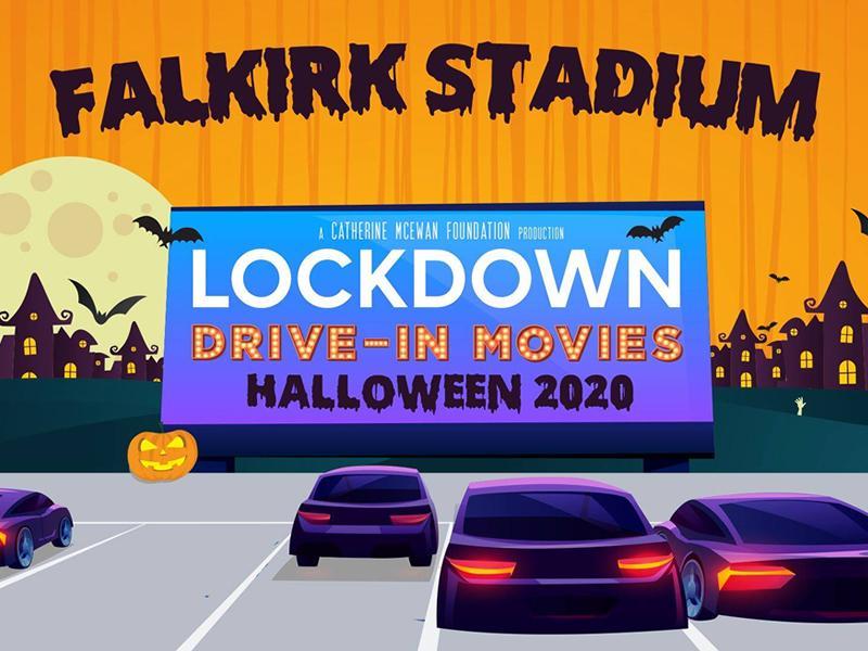 Halloween Lockdown Drive In Movies