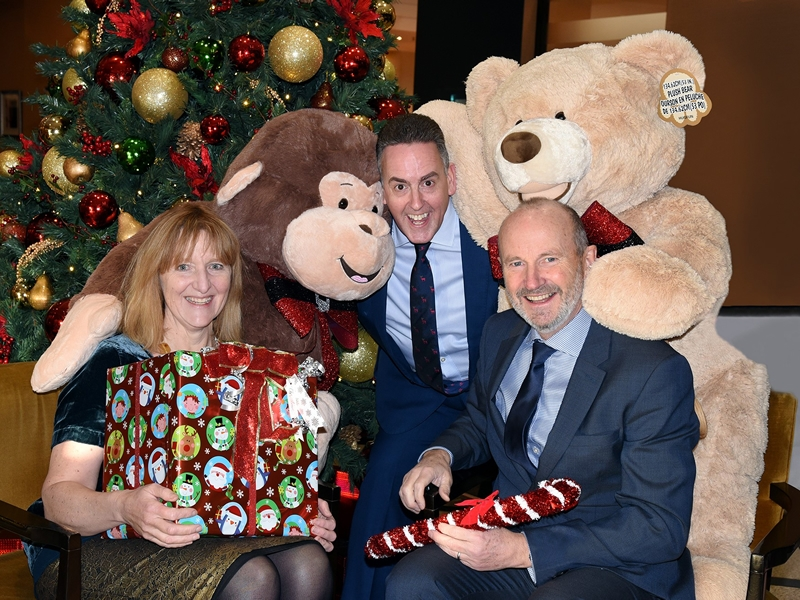 Supporters of social care charity, Quarriers raise thousands at 24th annual fundraiser