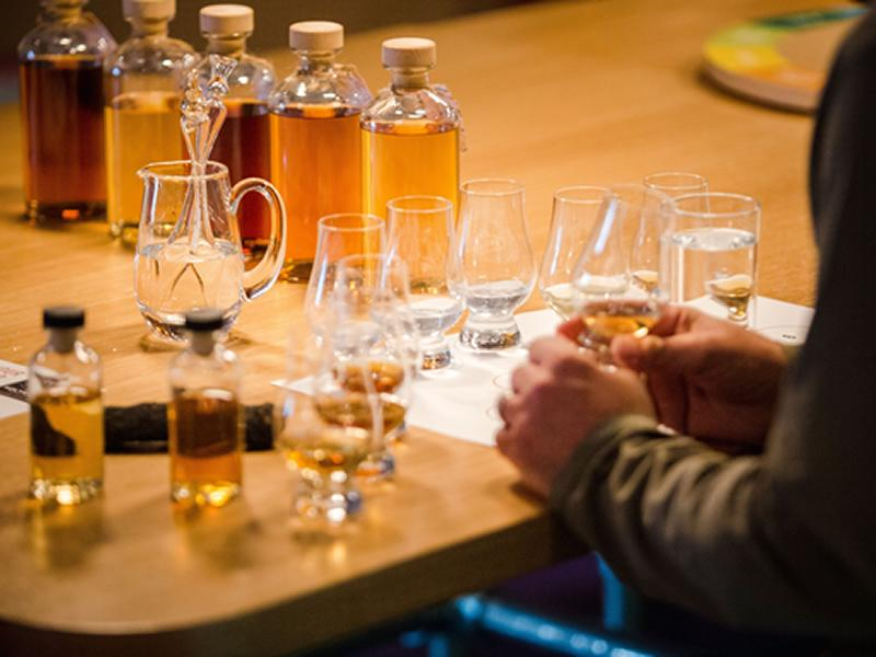 Holyrood Distillery Tours Relaunch with New Make Spirit